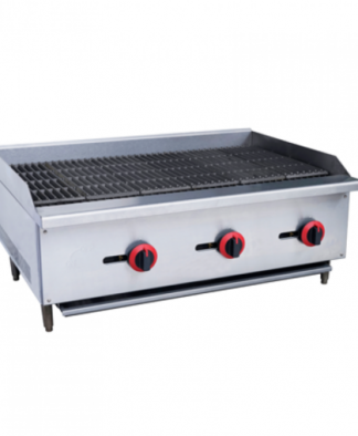 Charbroilers