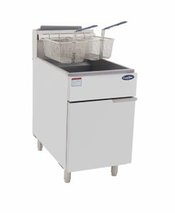 Gas Commercial Deep Fryers