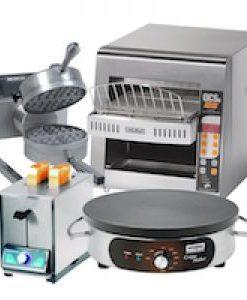 Toasters & Breakfast Equipment