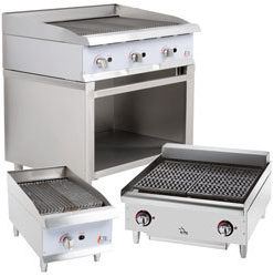 Commercial Charbroilers